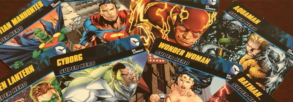 DC Deck-Building Game Review
