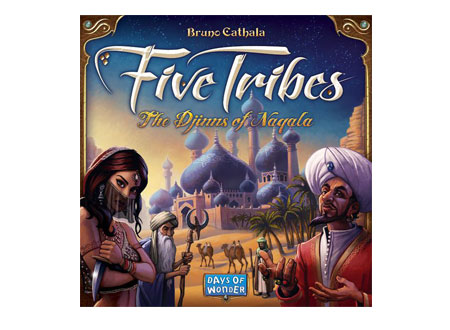 Days of Wonder Collection - Five Tribes