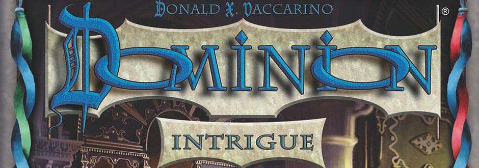 Dominion Intrigue Review | Board Games | Zatu Games UK image