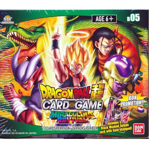 Trump Rare Dragon Ball Super Playing Cards