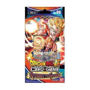 Dragon Ball Super Card Game: Starter Deck SD06 Resurrected Fusion