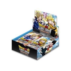 Dragon Ball Super Card Game: Themed Booster Box TB02 World Martial Arts Tournament