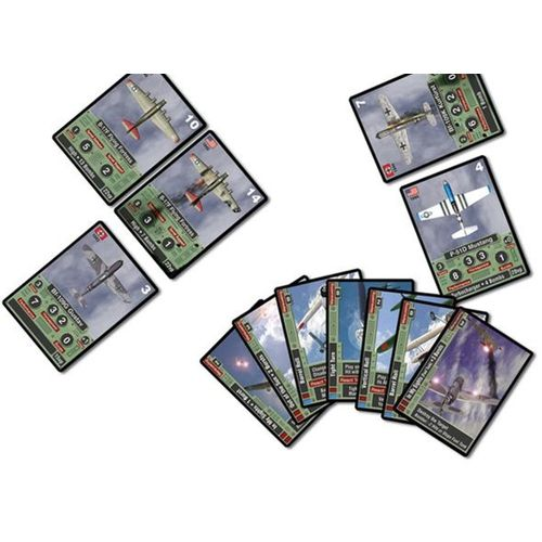 Extra Card Decks: Down In Flames - Aces High
