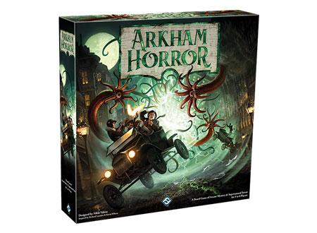 Fantasy Flight Games - Arkham Horror Third Edition