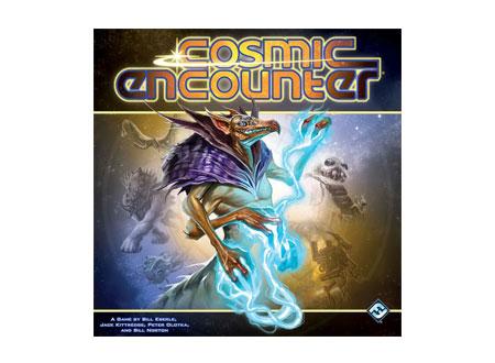 Fantasy Flight Games - Cosmic Encounter 42nd Anniversary Revised