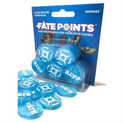 Fate Points: Accelerated Core Blue