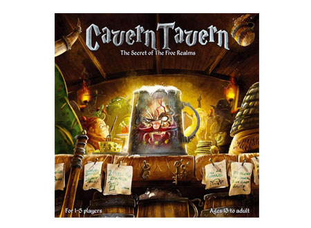 Final Frontier Games Collection - Cavern Tavern