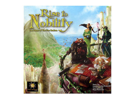 Final Frontier Games Collection - Rise to Nobility
