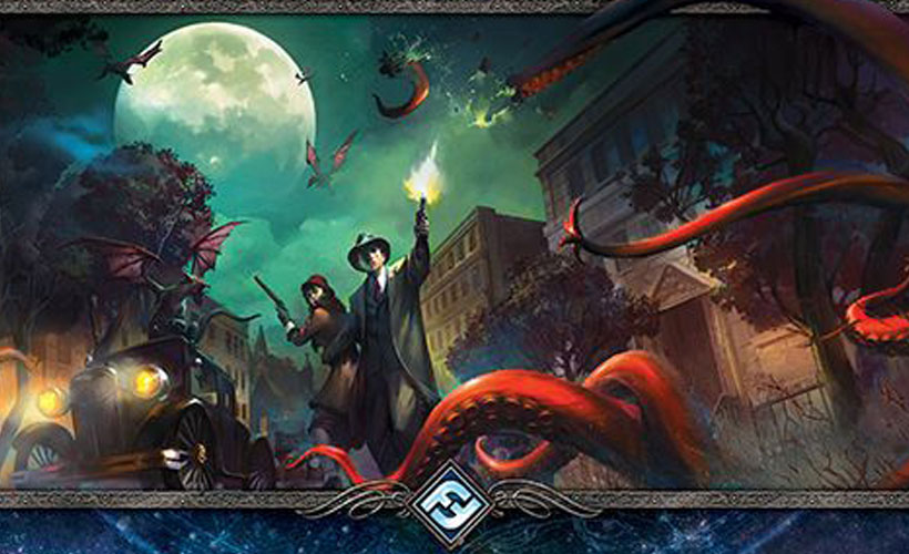 Games of the Month - Arkham Horror Card Game