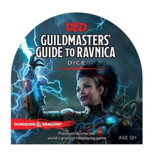 Dungeons & Dragons: Guildmasters' Guide To Ravnica Dice Set (Ddn)