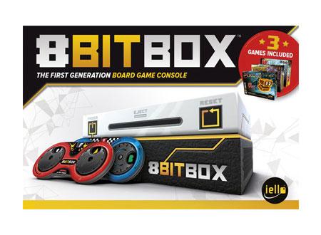 Iello Games Collection - 8 Bit Box