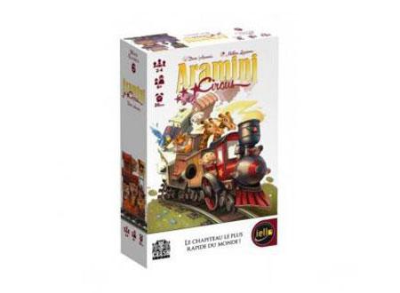 Iello Games Collection - Aramini Circus