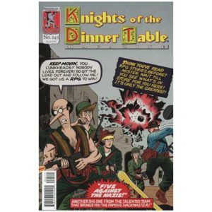 Knights of the Dinner Table Issue # 260