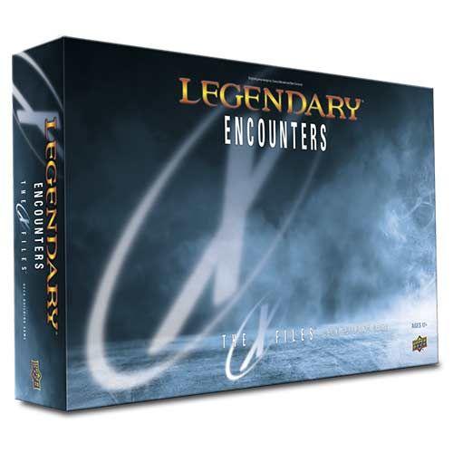 Legendary Encounters: The X-Files