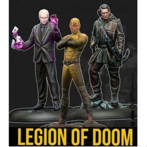 Batman Miniature Game: Legion Of Doom