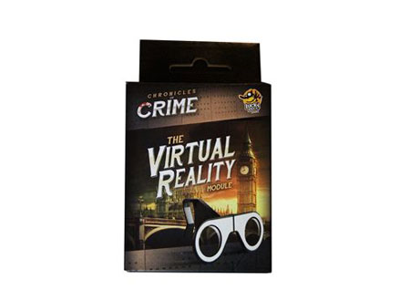 Lucky Duck Games - Chronicles of Crime - VR Module
