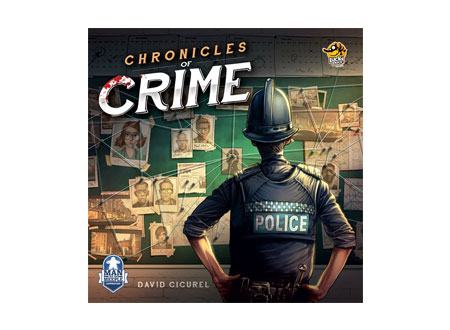 Lucky Duck Games Collection - Chronicles of Crime
