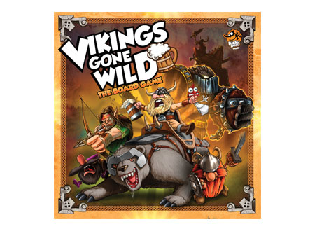 Lucky Duck Games - Vikings Gone Wild