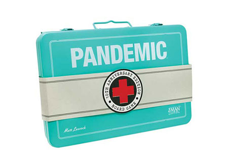 Pandemic Collection - 10th Anniversary Game