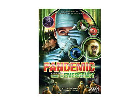 Pandemic Collection - State of Emergency