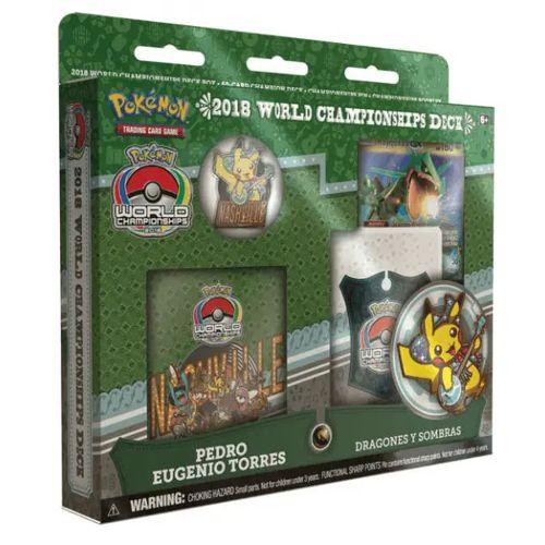 Pokemon TCG: 2018 World Championships Deck - Dragones y Sombras