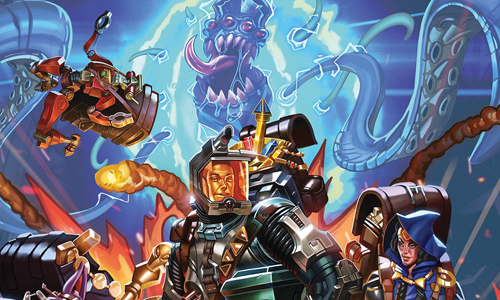 Renegade Game Studios Clank in Space Apocalypse