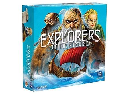 Renegade Game Studios Explorers of the North Sea