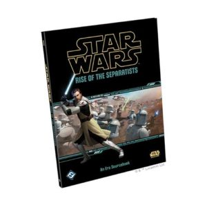 Rise Of The Separatists: Star Wars Roleplaying