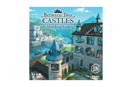 Stonemaier Games Collection - Between Two Castles of Mad King Ludwig