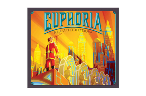 Stonemaier Games Collection - Euphoria