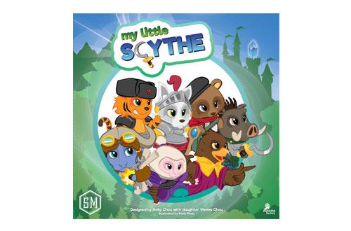 Stonemaier Games - My Little Scythe
