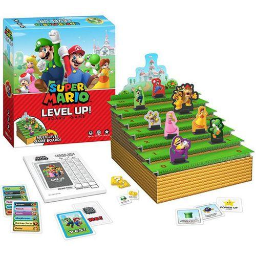Super Mario Level Up Game