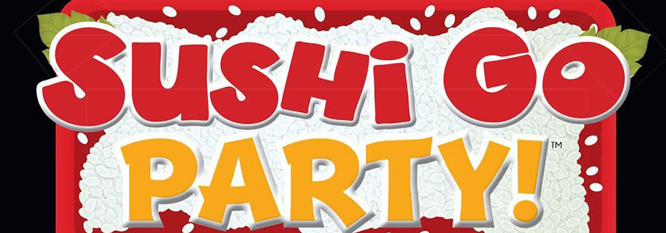 Sushi Go Party Review