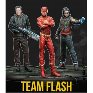 Batman Miniature Game: Team Flash