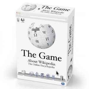 The Game About Wikipedia: The Online Encyclopedia