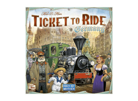 Ticket to Ride Series - Germany