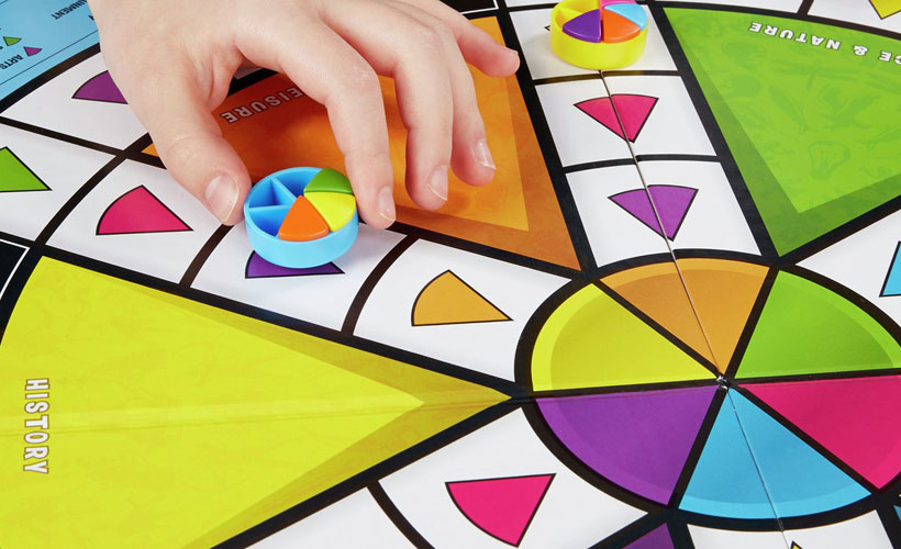 Trivial Pursuit Family Edition - Gameplay