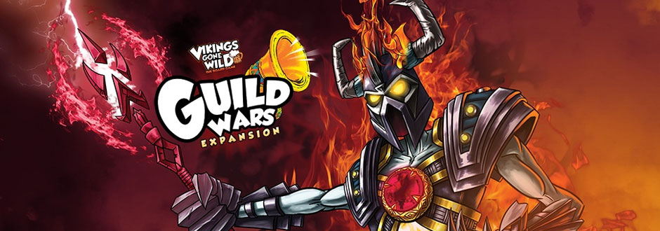 Vikings Gone Wild: Battle of the Expansions | Zatu Games image