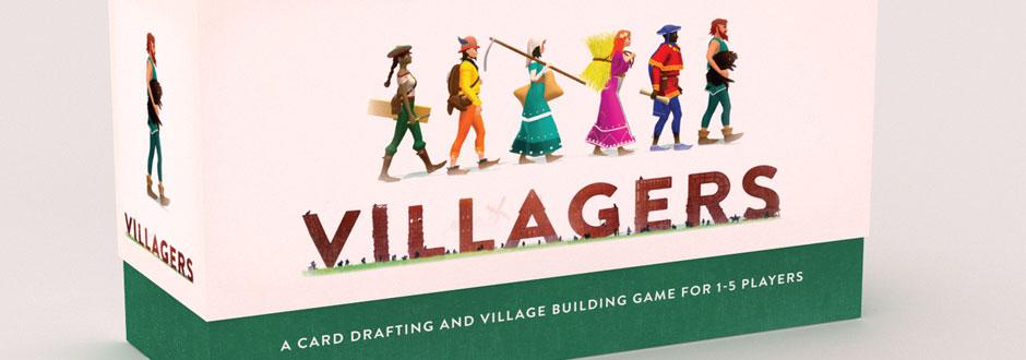Villagers Preview | Board Games | Zatu Games UK | Seek Your Adventure image