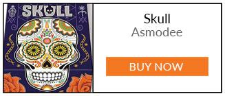 Alternative Christmas Card Games - Buy Skull