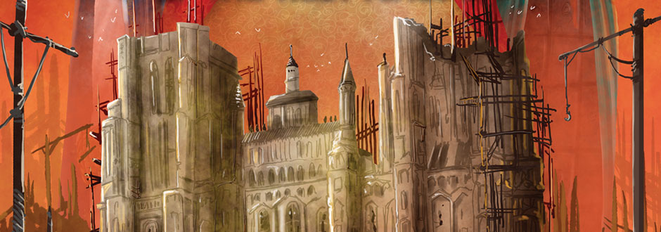 Architects of the West Kingdom Review | Board Games | Zatu Games UK image