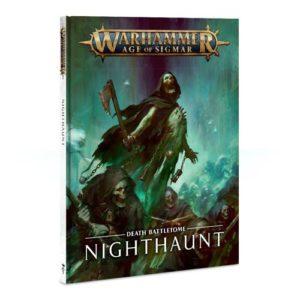 Battletome: Nighthaunt Hardback