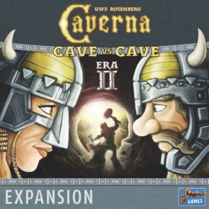 Caverna: Cave vs. Cave- 2nd Era: The Iron Age