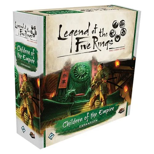 Children of the Empire Expansion L5R LCG