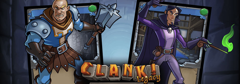 News Round-Up: Clank! Goes Legacy & Wingspan is Born!
