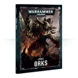 Codex: Orks Hardback