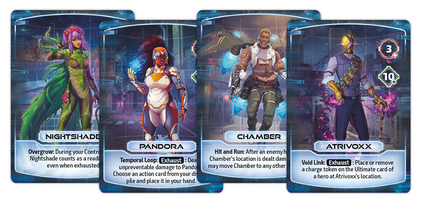 Expansions News - Guardians Hero Pack Uprising