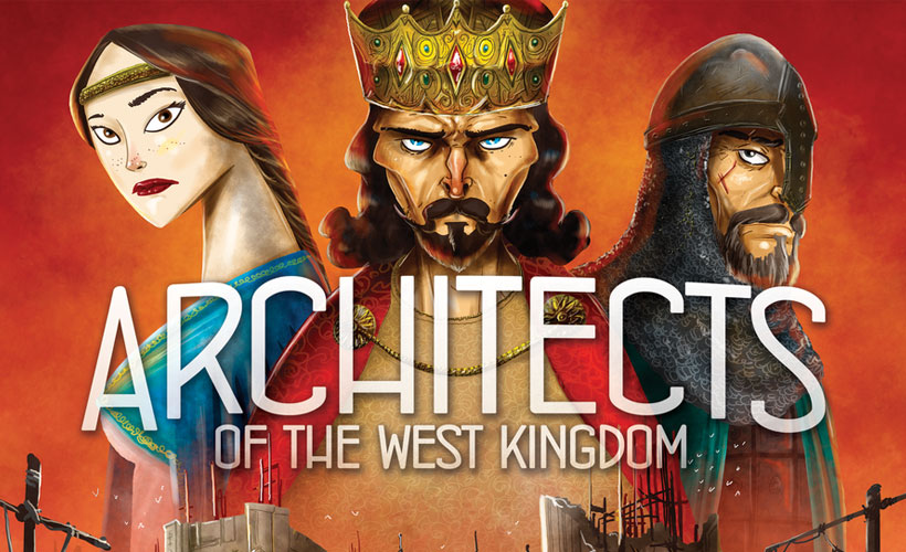 Games of the Month - Artitects of the West Kingdom