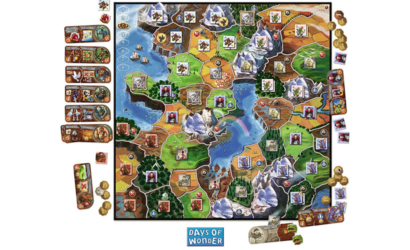 Games to replace Christmas Favourites - Small World
