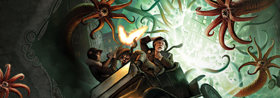 How to Play - Arkham Horror Third Edition | Board Games | Zatu Games UK image